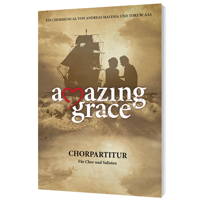 Amazing Grace - Chorpartitur